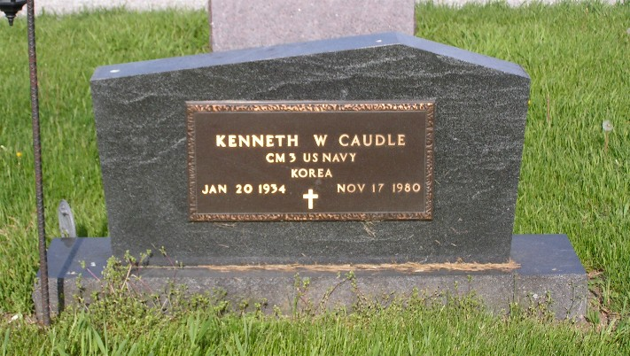 Kenneth Wayne Caudle
