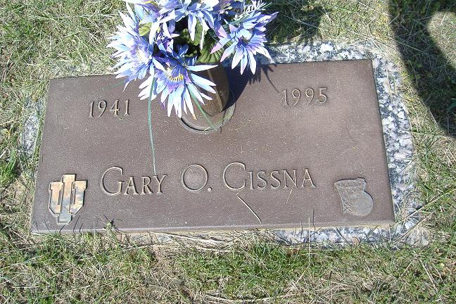Gary O Cissna