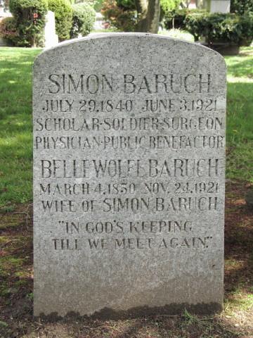 Dr Simon Baruch
