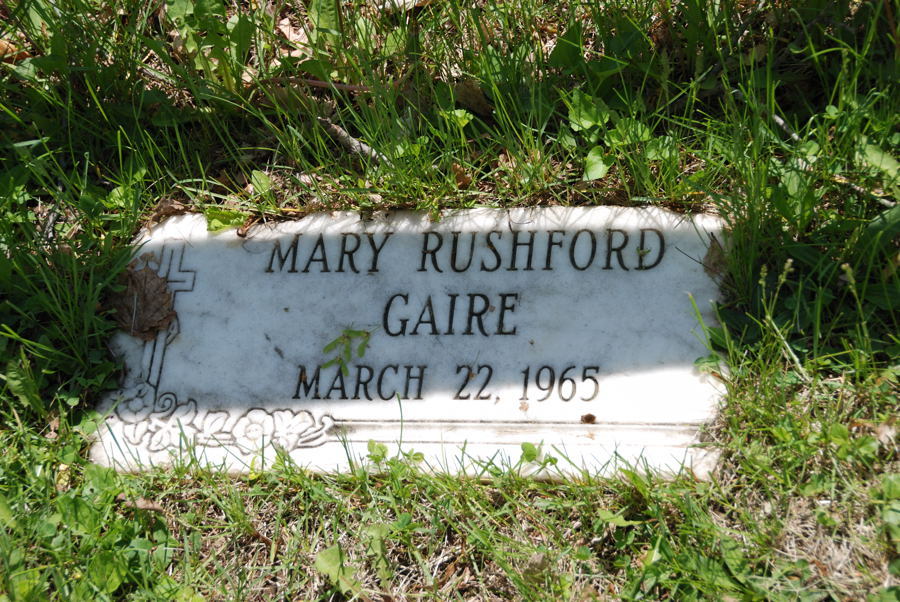 Mary Rushford Gaire