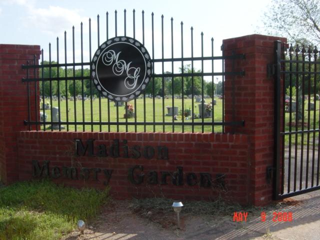 Madison Memory Gardens
