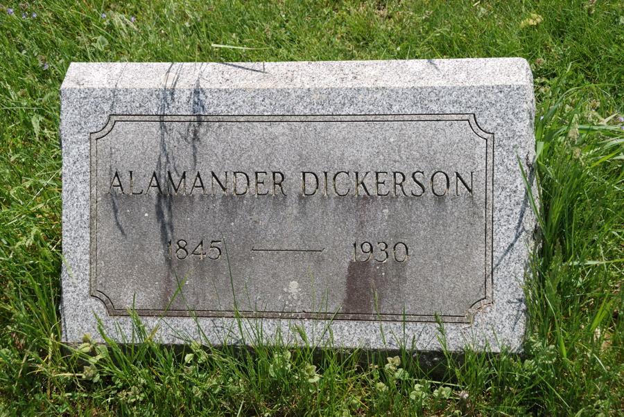 Alamander Dickerson