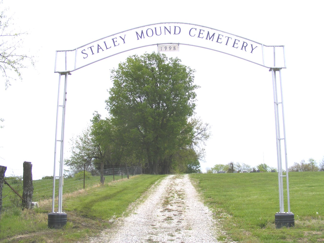 Staley Mound Cemetery