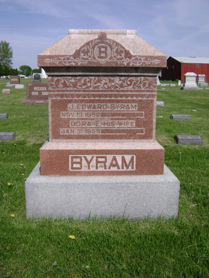 Dora Estella <i>Lincoln</i> Byram