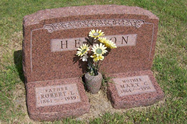 Mary C Henson