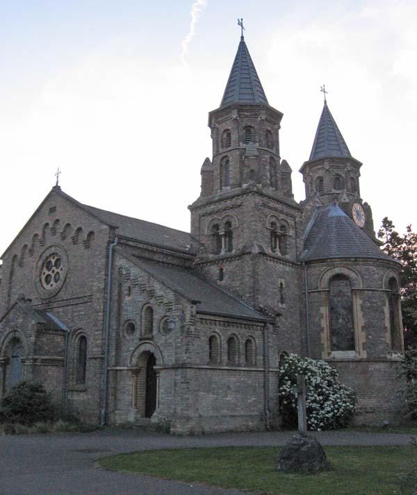 Holy Trinity Churchyard