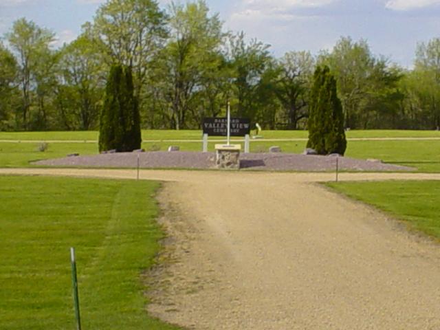 Barnard Valley View Cemetery