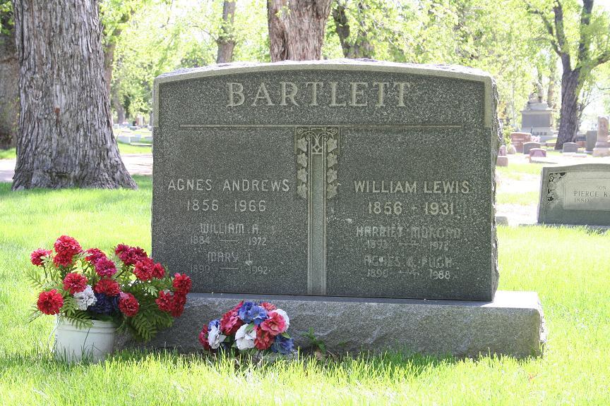 Agnes <i>Andrews</i> Bartlett