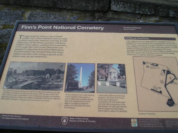 Finns Point National Cemetery