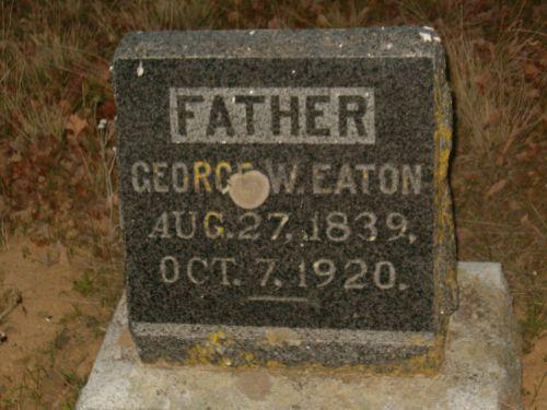George Washington Eaton
