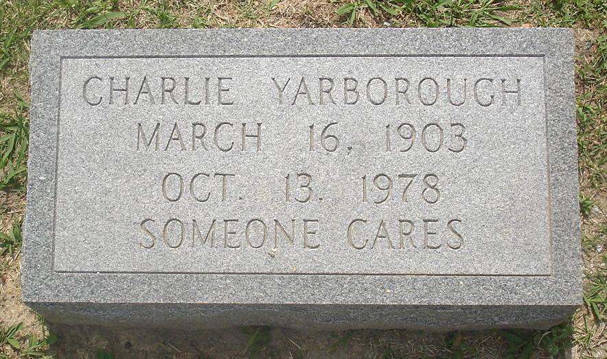 Charles Yarborough