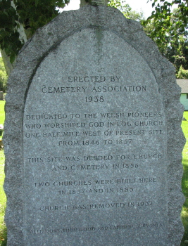 Welsh Church Cemetery