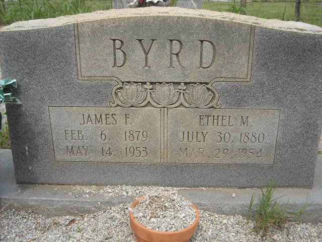 James F. Byrd