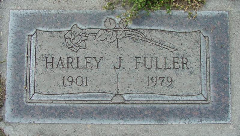 Harley Jeremiah Fuller