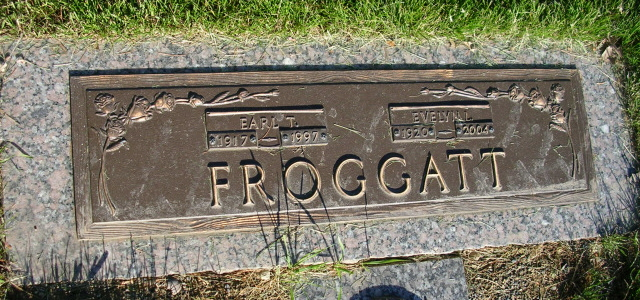 Evelyn Loretta <i>Doles</i> Froggatt