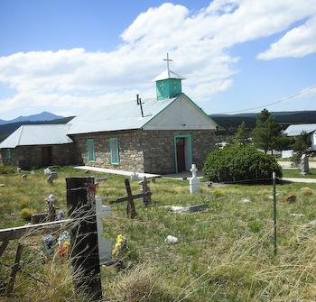 Tajique Catholic Church Cemetery