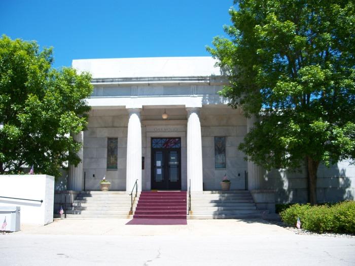 Oakwood Memorial Mausoleum