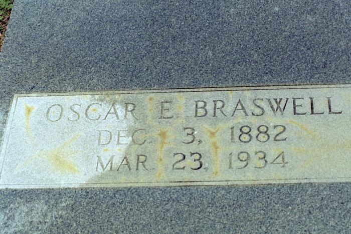 Oscar E. Braswell