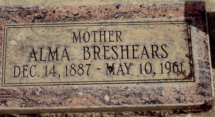 Alma <i>Long</i> Breshears
