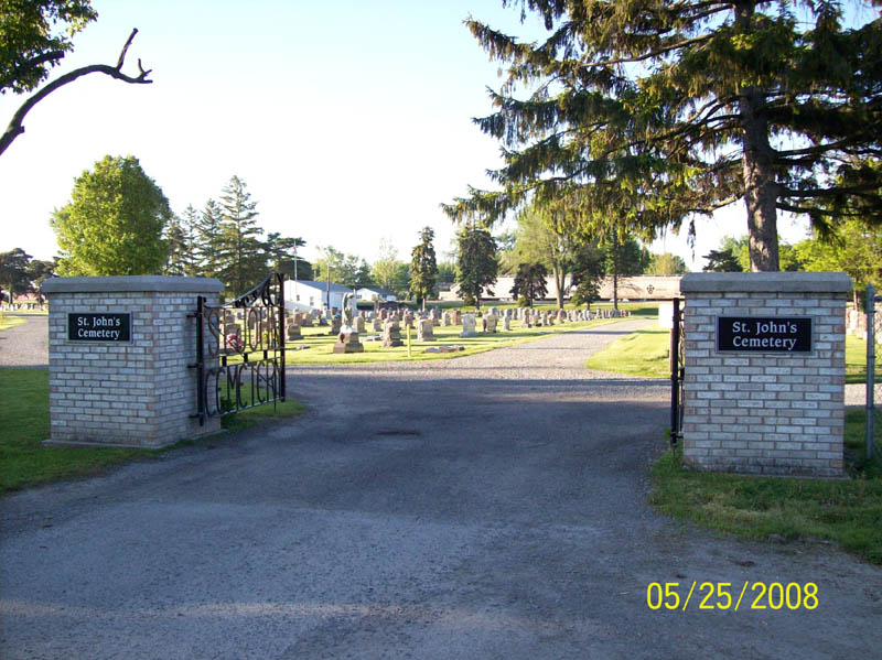 Saint Johns Catholic Cemetery