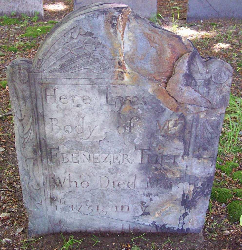 Ebenezer Tufts