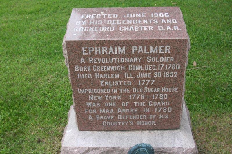 Ephraim Palmer