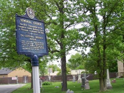 Memorial United Methodist Church Cemetery