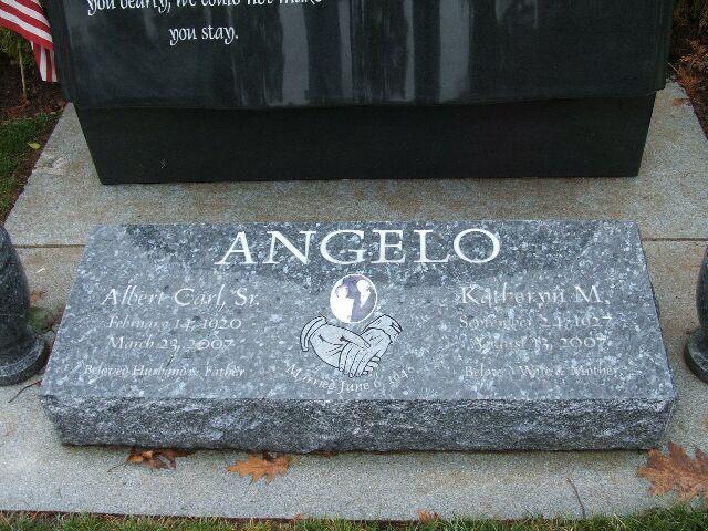 Albert Carl Angelo, Sr