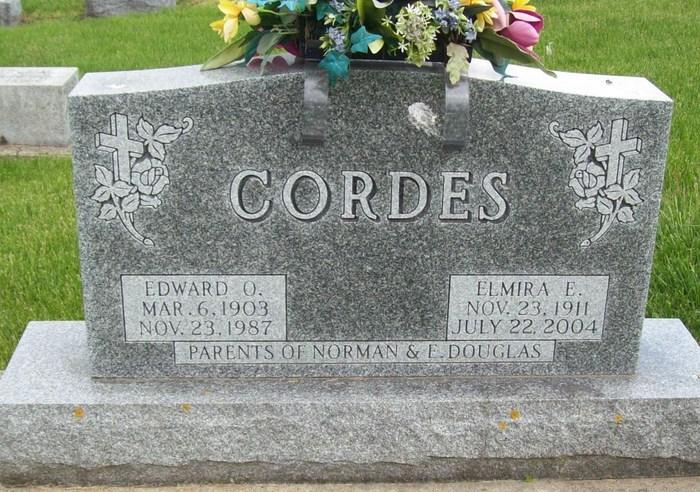 Edward Otto Cordes