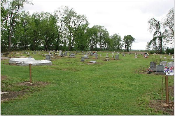 Evergreen Missionary Baptist Church Cemetery