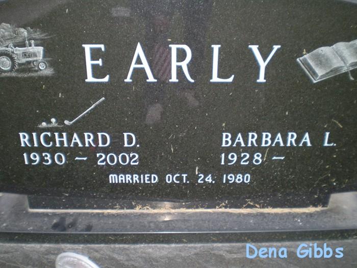 Richard David Early