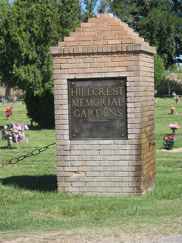 Hillcrest Memorial Gardens Cemetery