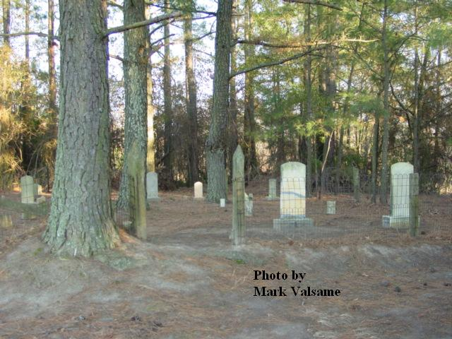 Carroll Langdon Family Cemetery