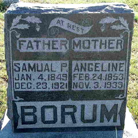 Angeline Borum
