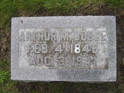 Arthur M. Dodge