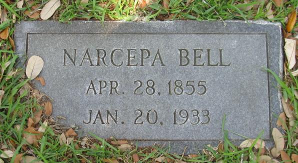Narcepa Nert/Monkey Bell