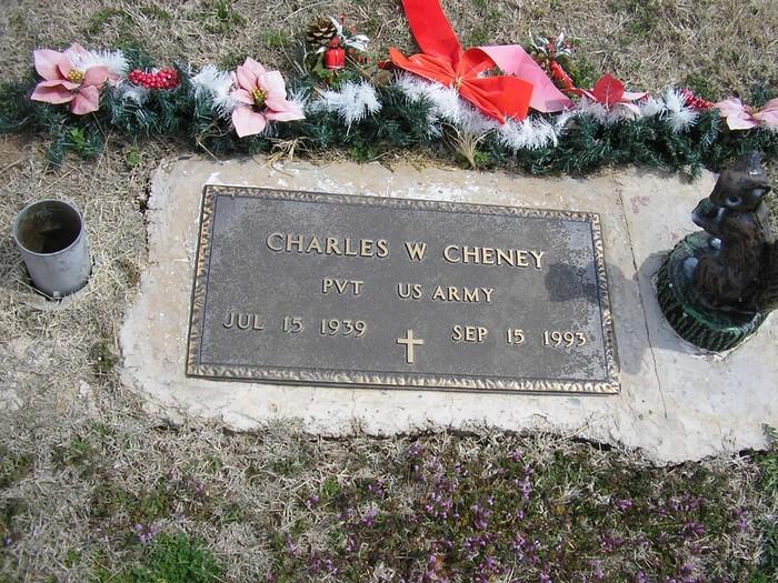 Charles W Cheney