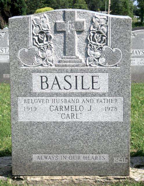 Agnes <i>Seymour</i> Basile
