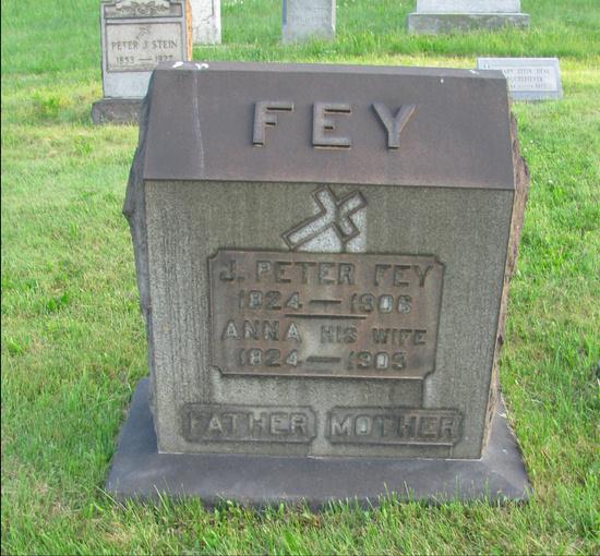John Peter Fey