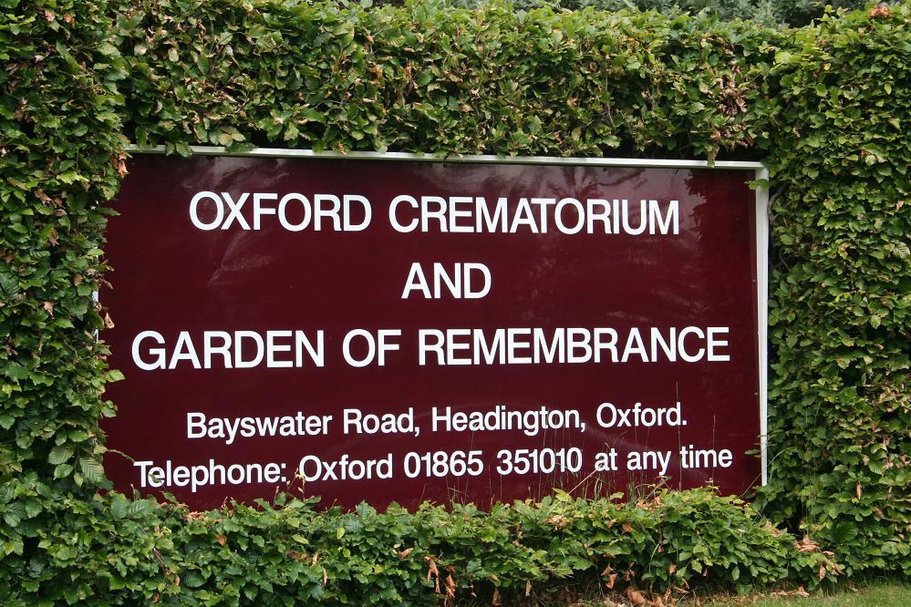 Oxford Crematorium