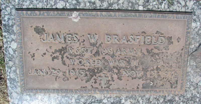 James William Brasfield