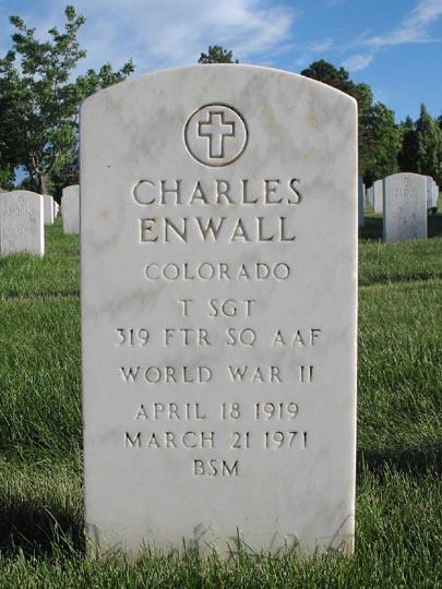 TSGT Charles Leroy Chuck Enwall