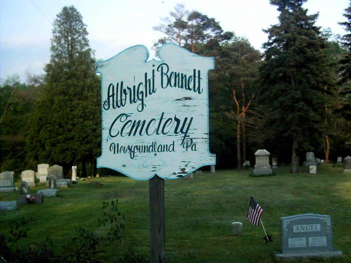 Albright Bennett Cemetery