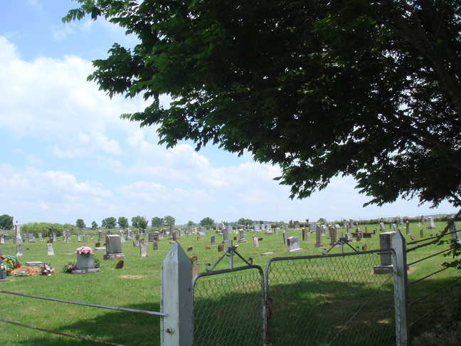 Hindsville Cemetery