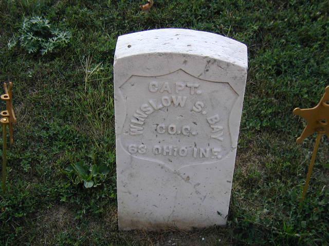 Capt Winslow L Bay
