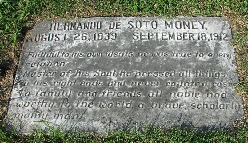 Hernando DeSoto Money