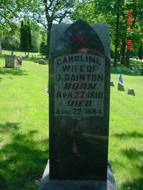 Caroline Dainton