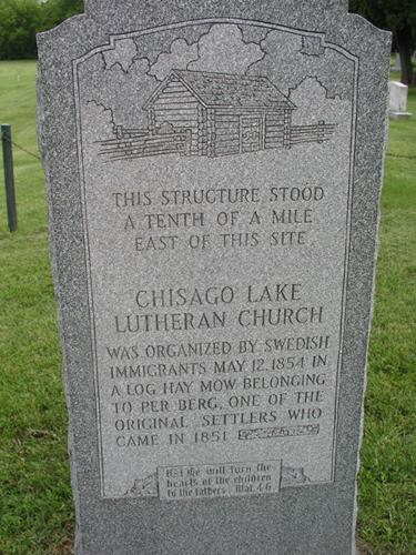Chisago Lake Cemetery