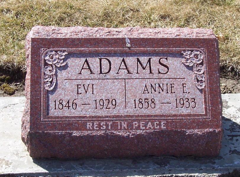 Evi Adams