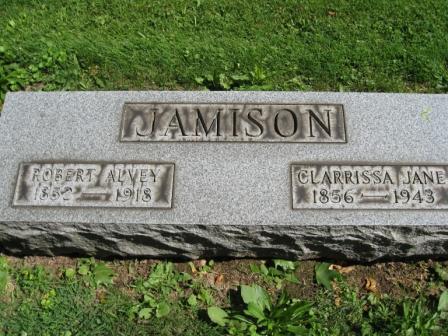 Clarrissa Jane <i>Meals</i> Jamison